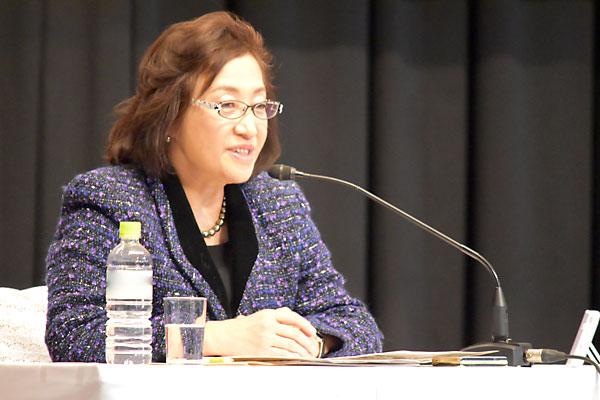 対馬 ルリ子(産婦人科・医学博士)
