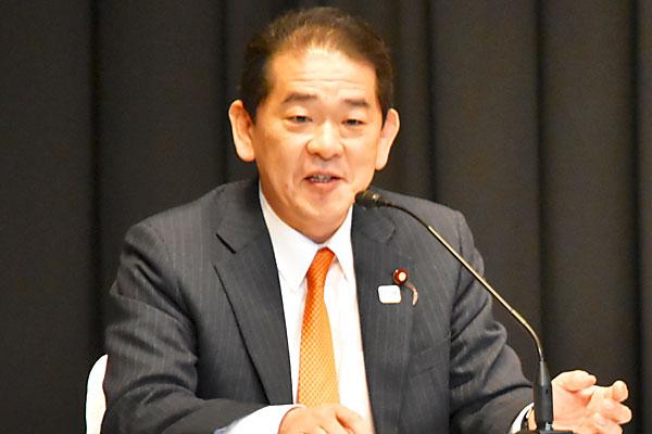 小松裕 衆議院議員