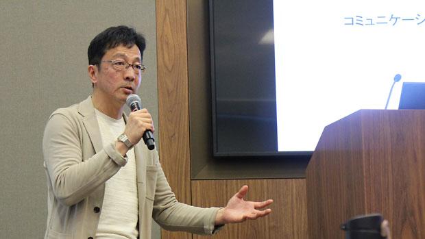 NPO法人コヂカラ・ニッポン代表の川島高之氏