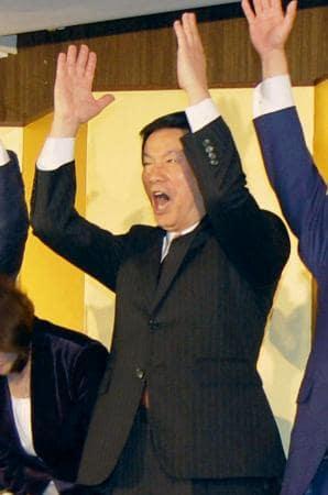 千葉県知事選で森田氏3選 前浦安市長ら大差で破る