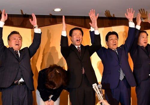【千葉県知事選】森田氏大差で3選 実績評価、自公も後押し