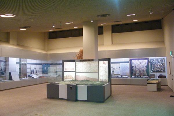 リノベーション前の郷土資料室