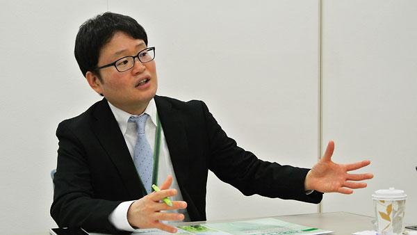 日本財団ソーシャルイノベーション本部の芳川龍郎さん2