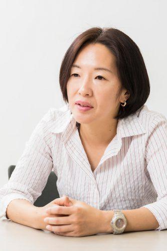 日本財団福祉特別チームのチームリーダー高橋恵里子氏