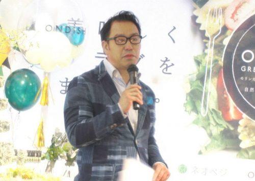 人材企業の(株)ビースタイル会長の三原邦彦氏