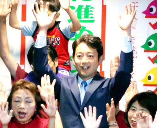 <千葉市長選>熊谷氏3選 2期8年の実績評価 「97万人が納得の市政を」
