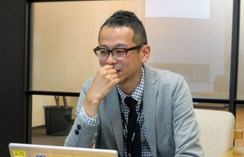 (株)インテージホールディングス 経営企画部の松尾重義氏2