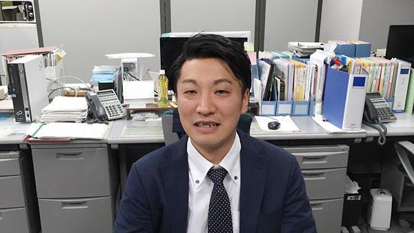 長野県上田市商工観光部商工課 尾島 裕也さん