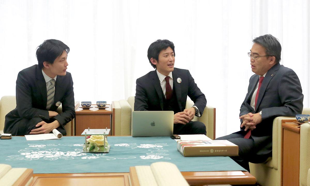 大村秀明 愛知県知事
