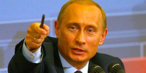 ウラジミール・プーチン大統領