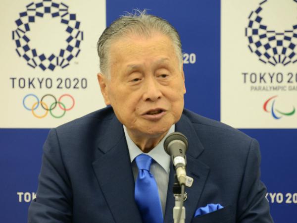 森喜朗・東京2020組織委員会会長
