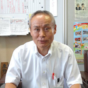 新学科設立の狙いを語る村尾中学校長