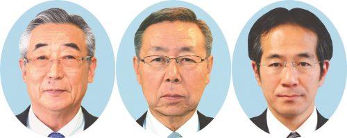 渋川市長選 現新三つどもえの公算 猪熊氏が出馬意向