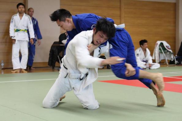 ブラジリアン柔術の普及にも取り組んでいる