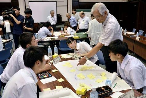選挙への関心どう高める? 学生ら「語る会」 鹿児島市