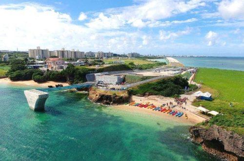 憩いの浜辺守りたい 沖縄・浦添市、「里浜づくり」条例でイノー保全図る