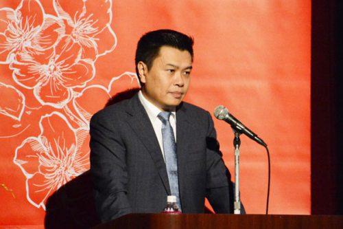 500ドットコムの潘正明(パン・セイメイ)最高経営責任者(CEO)