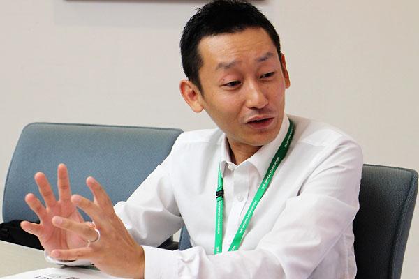 沢渡一登 日本財団公益事業部国内事業開発チームリーダー