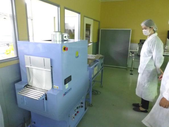 品質・衛生環境の向上に向け設備も整った