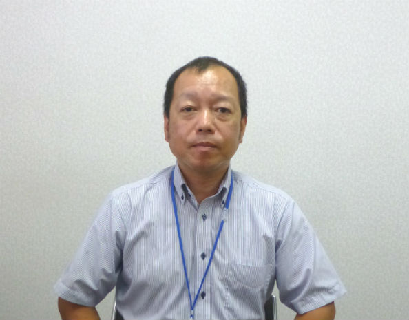 工賃アップに向け意欲を語る青木孝志・鳥取県障害者就労事業振興センター長