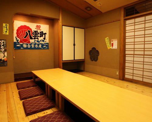 ご当地酒場「北海道八雲町」