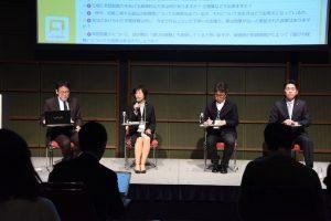 日本財団SIF2017―倉田哲郎 箕面市長らが貧困と子どもの学力をデータで検証