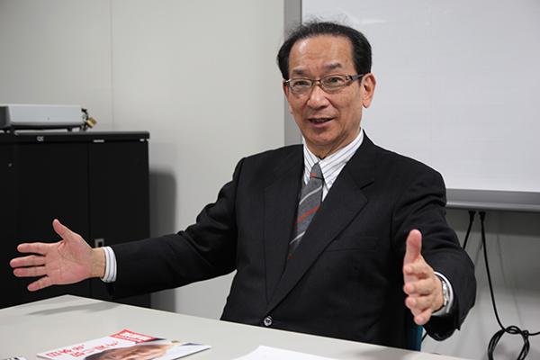 北川正恭 早大名誉教授