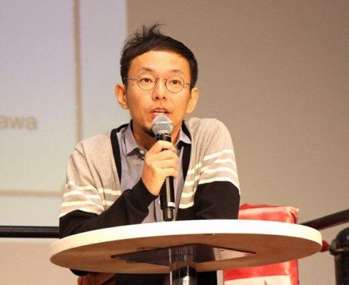 面白法人カヤック代表の柳澤大輔さん