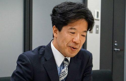 サービス産業生産性協議会のディレクター・加藤八十司氏