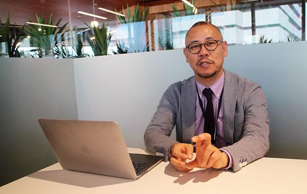 長浜洋二PubliCo代表取締役CEO