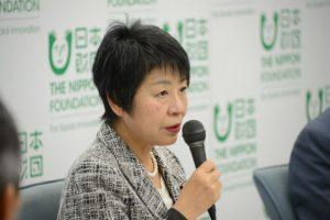 上川法務大臣、官民連携を強調―職親企業との意見交換にて