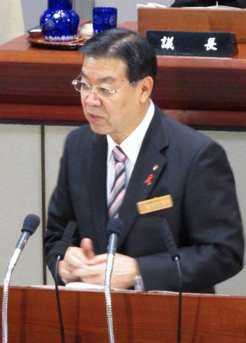 京都府知事、不出馬表明 「後進に道譲る」
