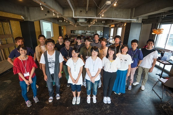 日本財団が鳥取県で取り組む「高校生旅行社」の一環として、県内の高校生が地元の一次生産者の方々とのつながりをもとに、ツアーを実施した時の様子