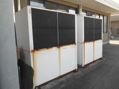 劣化が進んだ空調設備などは、コストパフォーマンスも悪く省エネを妨げます