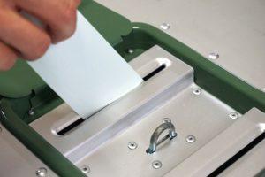 紙の投票の限界―浜松市の住民投票で1割超が無効票に