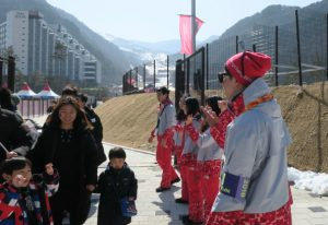 平昌パラリンピック支えたボランティア―2020東京へ、聞き取り調査実施