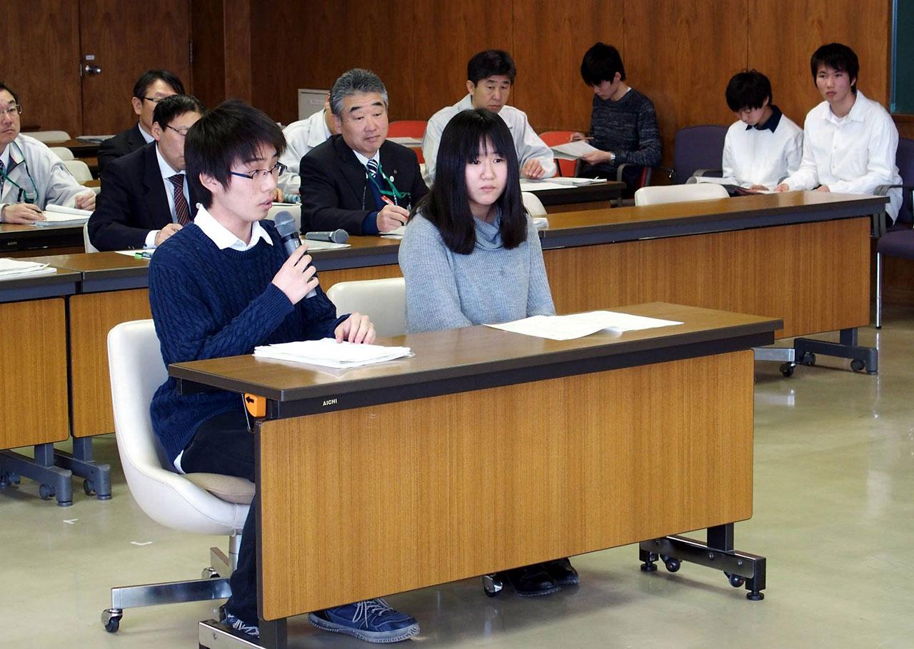 第71回 松本市政史上初、「請願」で高校生の声を市議会に!~長野県立松本工業高校の取り組みから