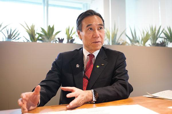 阿部守一 長野県知事