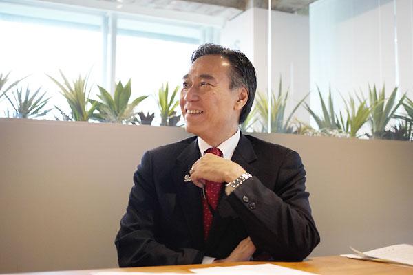 阿部守一 長野県知事2