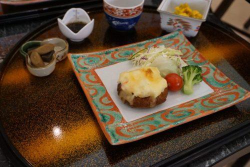 ローソンの惣菜試食イベントで披露されたアレンジメニュー
