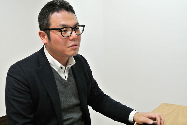 NPO法人OVA 伊藤次郎 代表理事