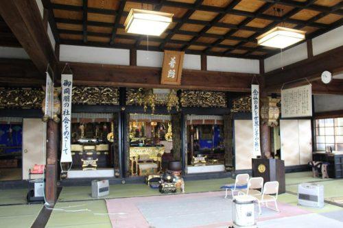「お寺は、ふらっと立ち寄っていいんですよ」と山田ご住職。