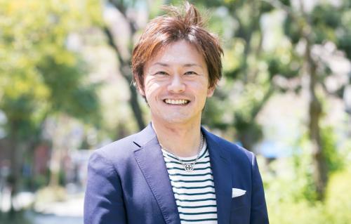 株式会社リクリエ代表取締役の中西孝行さん
