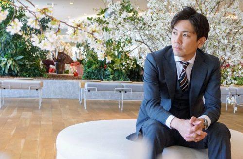 株式会社SOUを創業した嵜本晋輔代表
