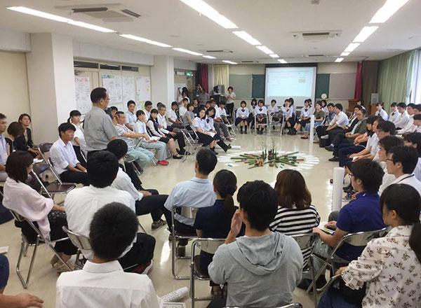 第72回 「OST」で高校生の主体化と自己組織化に挑戦~牧之原市の「地域リーダー育成プロジェクト」