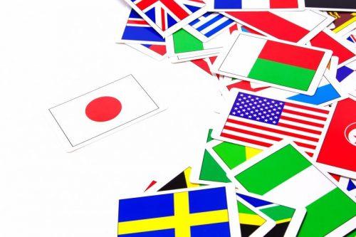 国旗カード