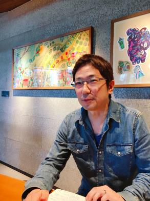 品川区議会議員の横山由香理さんの夫、横山亮一さん