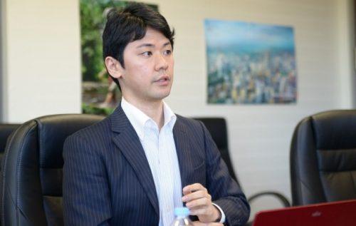 株式会社ホルグの代表取締役 加藤年紀氏