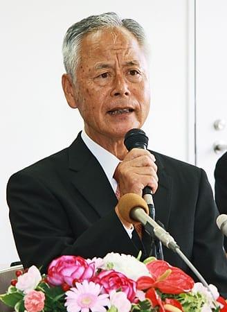 畑中氏が立候補表明 和歌山県知事選、大江氏は不出馬