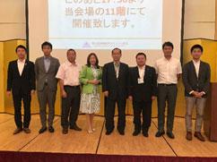 地域政党「自由を守る会」代表 上田令子